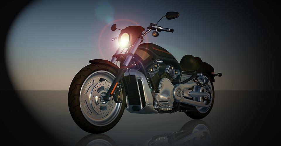 Crew 2 and Harley-Davidson